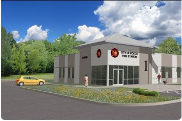 Cocoa Fire Station #1