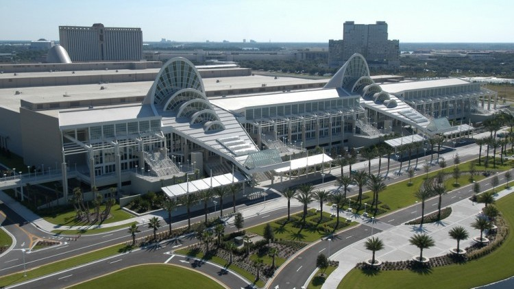 Orange County Convention Center West Building Phase II Upgrade